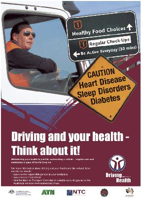 Driving with sleep disorders is dangerous to yourself and others