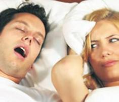 Snoring is bad for your health AND your relationship.