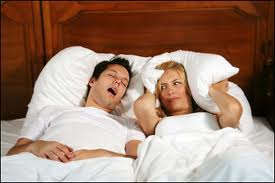 Snoring is leading to a new style of bedroom to allow restful sleep for partners.